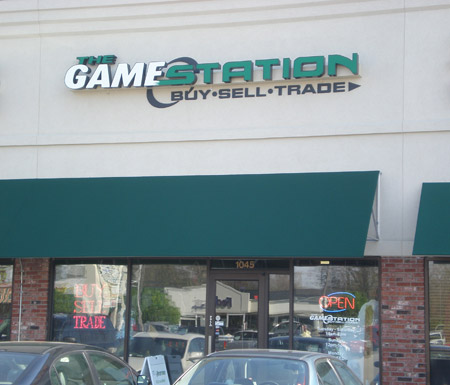 Game Station in Broad Ripple - Battletoads arcade game
