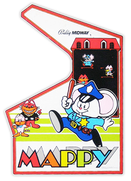 Mappy Sideart Artwork