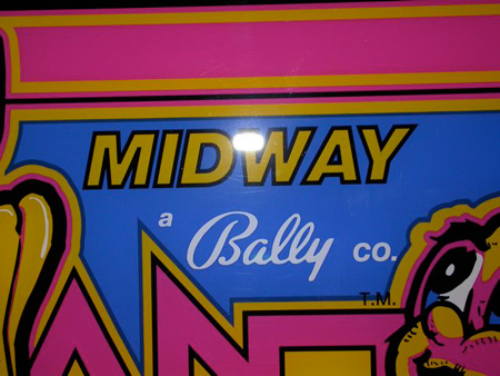 Reproduction Midway Logo