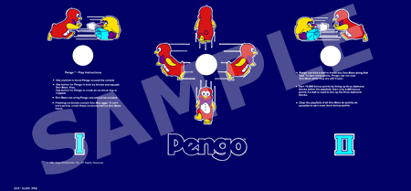 Pengo Control Panel Overlay Version 2