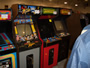 Ms. Pac - rough cab won't power $350, Final Fight - nice cab but not working $85, Mutant Fighter, Street Fighter Champ $105