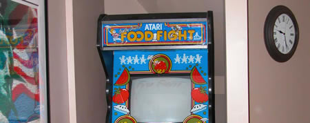 Food Fight Arcade Game Mason Ohio - Near Cincinnati - Photo Thumb
