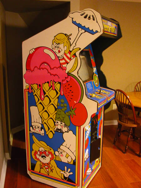 A Food Fight Amp Q Bert In Mason Ohio I Nearly Purchased