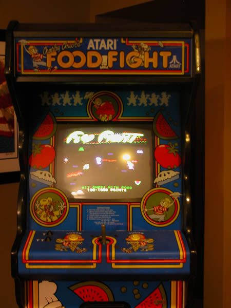 Food Fight Arcade Game Mason Ohio - Near Cincinnati - Photo 2