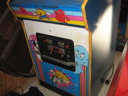 Craigslist Deals Omega Race Jr Pac Man And Ms Pac Man