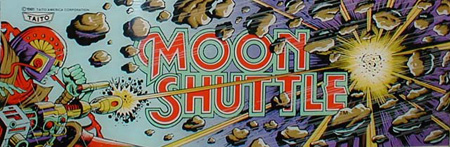 The Moon Shuttle Marquee