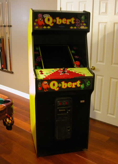 Gottlieb Q*Bert Arcade Game Mason Ohio - Near Cincinnati - Photo 1