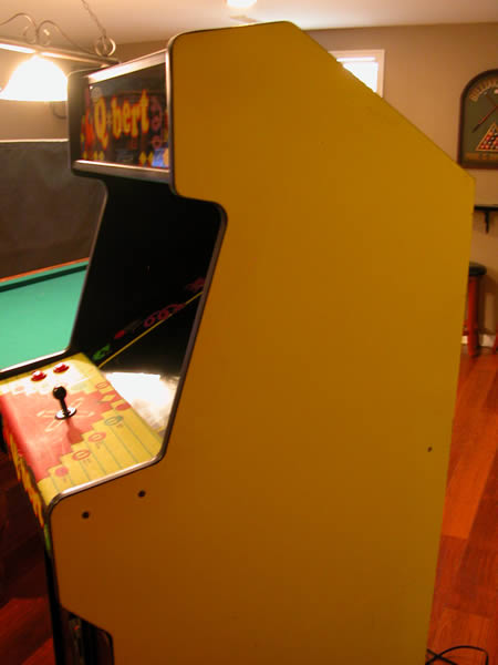 Gottlieb Q*Bert Arcade Game Mason Ohio - Near Cincinnati - Photo 2