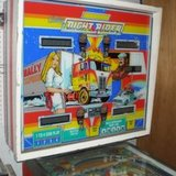 Bally Night Rider Pinball