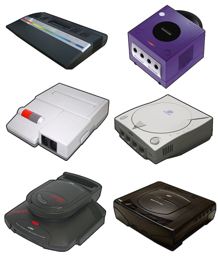 Gaming Console Icon Images