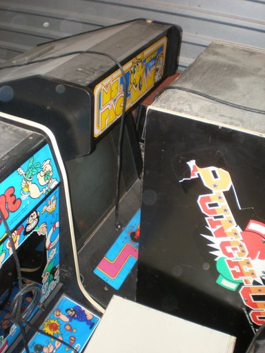 Popeye, Ms. Pac-man Conversion and Super Punch Out
