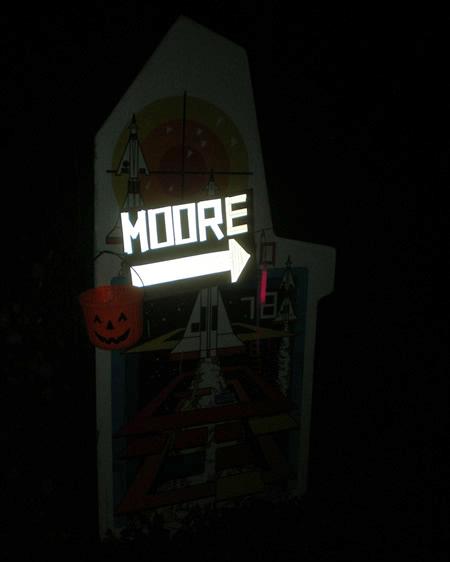 Chris Moore Arcade Party Photo 1