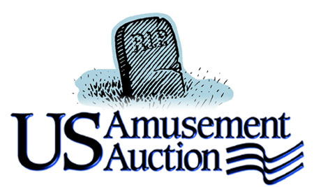 R.I.P. US Amusements Auctions Indianapolis