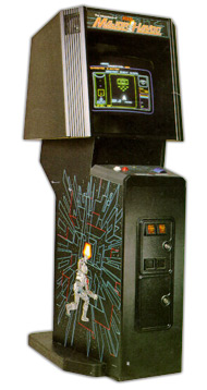 Atari's Major Havoc
