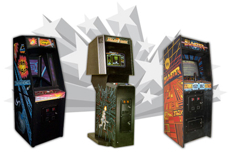 Most Valuable Arcade Games Stars