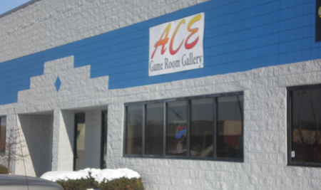 Ace Gameroom Pinball Service Center Fishers Indiana