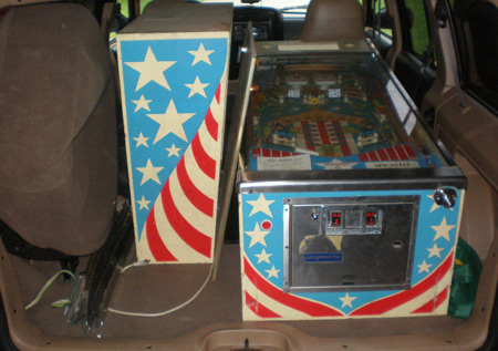 New World Pinball Sold
