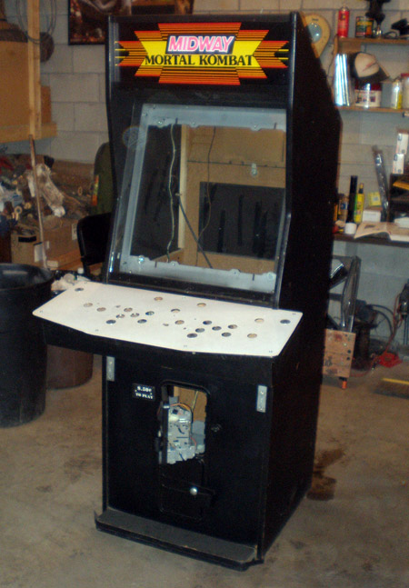 Exceptional Pit Fighter Jamma Cabinet For Trade