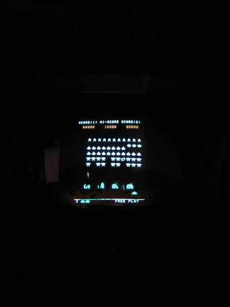 Space Invaders Powered Up 1