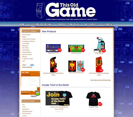 old game sites