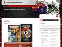 Videojuegoshoracio Super Bug WordPress Theme Screenshot