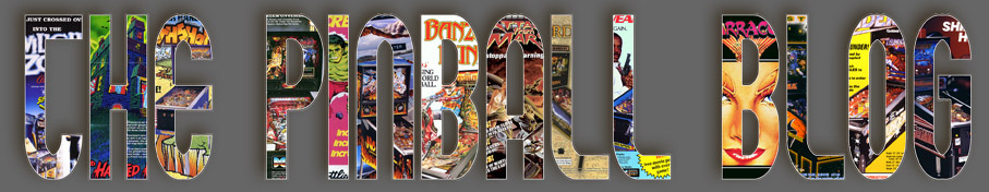 The Pinball Blog Header