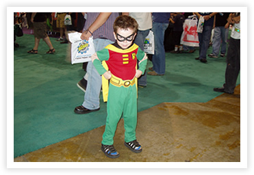 Rothe Blog Wizard World 2005 4