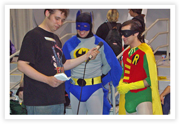 Rothe Blog Wizard World 2005 6