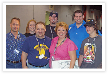 Rothe Blog Wizard World 2005 8
