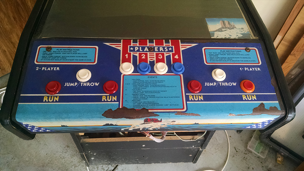 Track Field Control Panel - Photo 2