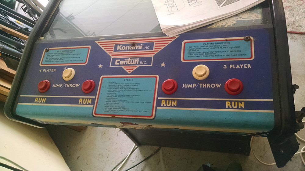 Track Field Control Panel - Photo 1