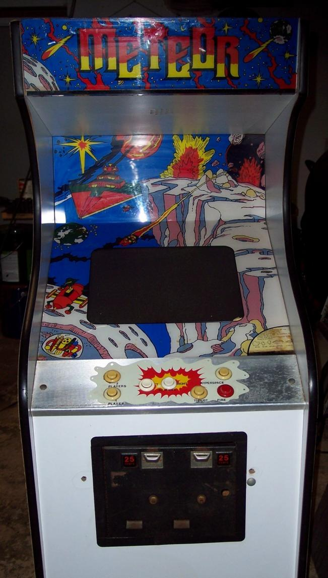 Omni Video Meteor Cabinet - Front