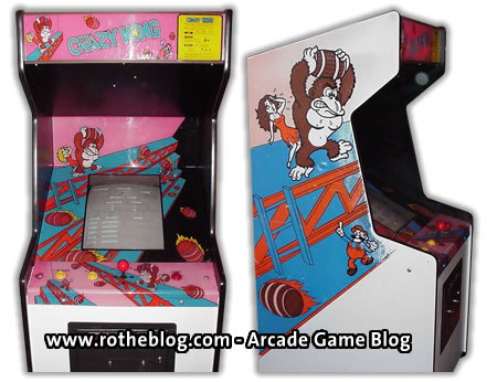 Who made the character sideart Mr  Do arcade machine!? | Rotheblog