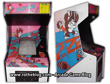 Arcade Cabinet Side Art Cabinets Matttroy